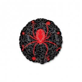 Globo Araña Roja