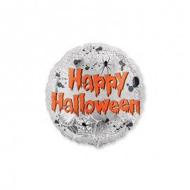 Balão Aranhas Happy Halloween