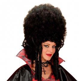 Peluca Madame Negra