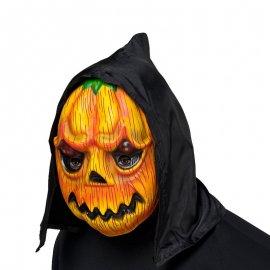 Máscara con Capucha Calabaza