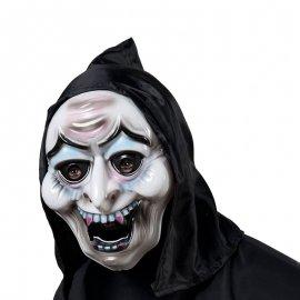 Máscara con Capucha de Bruja