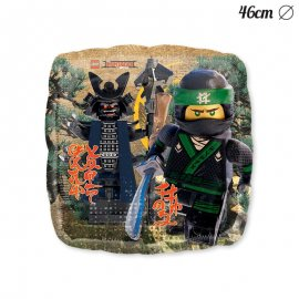 Balão Lego Ninja Foil 46 cm