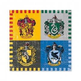 16 Guardanapos Harry Potter 25 cm