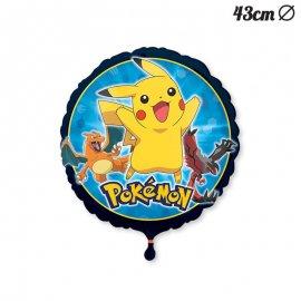 Balão Pokémon Foil 43 cm