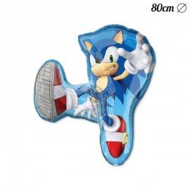 Balão Sonic de Hélio 80 cm