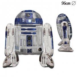 Balão R2-D2 Airwalker 96 cm