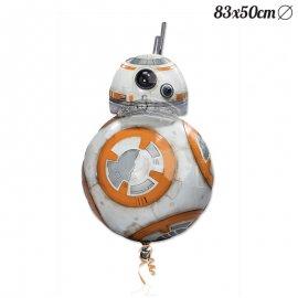 Balão BB8 83 cm x 50 cm