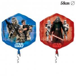 Balão Star Wars de Hélio 58 cm