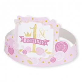 6 Coroas Primeiro Ano Menina