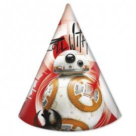 6 Chapéus Star Wars VIII