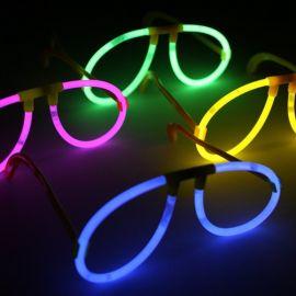 Gafas Luminosas Aviador Granel (50 uds)