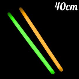 Barritas Fluorescentes 40 cm (12 uds)