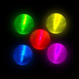 Bolas Luminosas de Goma (2 unds)