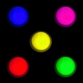 Pin Luminoso Redondo (1 ud)
