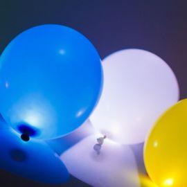 Balão com Luz (5 uds)