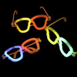 Gafas Neón Luminosas Calavera Granel (50 uds)
