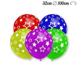 Balões Estrelas Redondos 32 cm