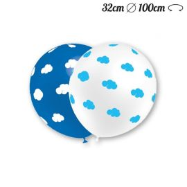 Balões Nuvens Redondos 32 cm