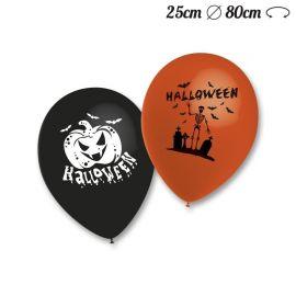 Balões Abobóra e Cemitério Halloween 25 cm