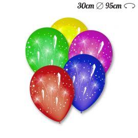 Balões Fogos Artifíciais Redondos 30 cm