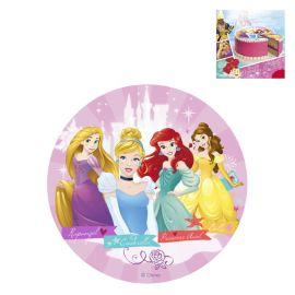 Disco Princesas Disney de Azúcar Sin Gluten