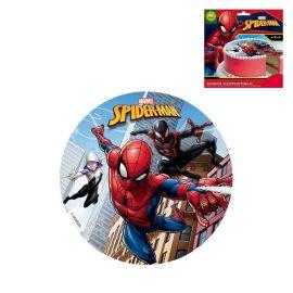 Disco Spiderman de Açúcar Sin Gluten