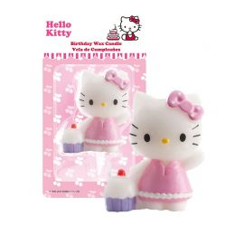 Vela Hello Kitty 8 cm