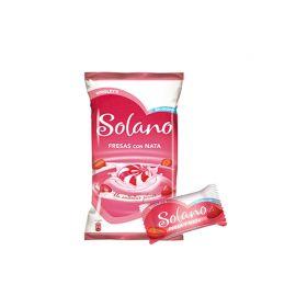 Solano Corazón Fresa y Nata Toffee Sin azúcar 300 Uds