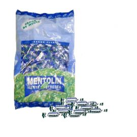 Mentolin Eucaliptus Sin Azúcar Balsámico 1 Kg