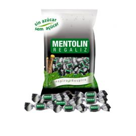 Mentolin de Regaliz Sin Azúcar Balsámico 1 Kg