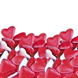 Corações de Goma Haribo 250 Uds
