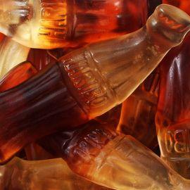 Garrafas de Cola Grandes Haribo 1 Kg