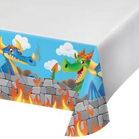 Mantel Dragons 274 x 137 cm