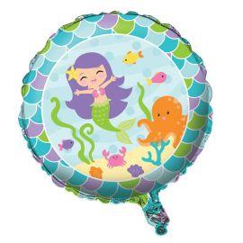 Balão Sereia 45 cm