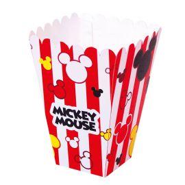 12 Caixas Mickey Mouse Pipoca