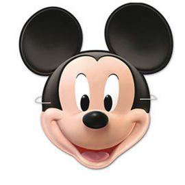 6 Máscaras Mickey Mouse