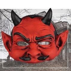 Máscaras de Diabo