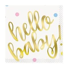 Chá de Bebé Hello Baby