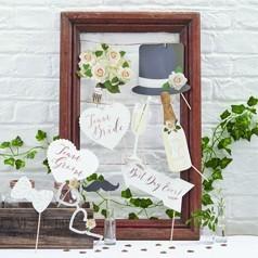 Photo Booth Casamentos de Prata