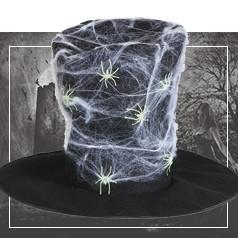 Chapéus de Halloween