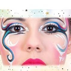 Maquiagem Carnaval