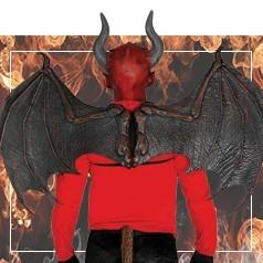 Asas de Diabo