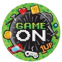 Aniversário Video Game