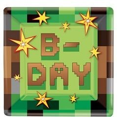 Aniversário Minecraft