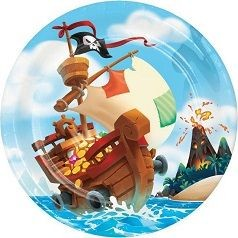 Aniversário Tesouro Pirata