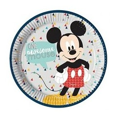 Cumpleaños Mickey Awesome