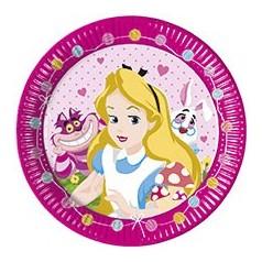 Aniversário de Alice no país de Maravilas