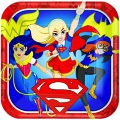 Aniversário Super Girls