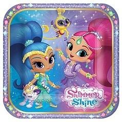 Aniversário Shimmer e Shine