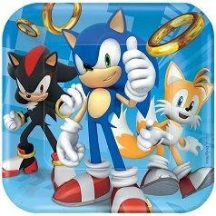 Aniversário Sonic